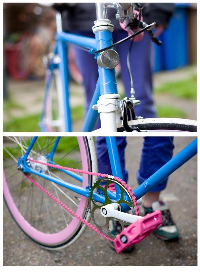 jess' bicycle