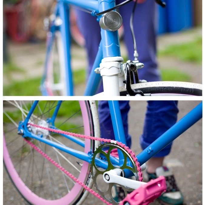 jess' bicycle
